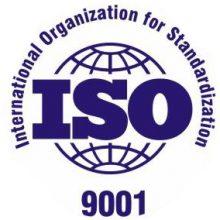 ΠΙΣΤΟΠΟΙΗΣΗ ISO